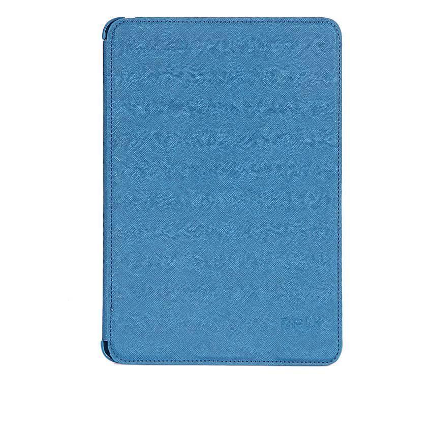 7-Inch Leather Case For Apple ipad Mini Tablet - Blue