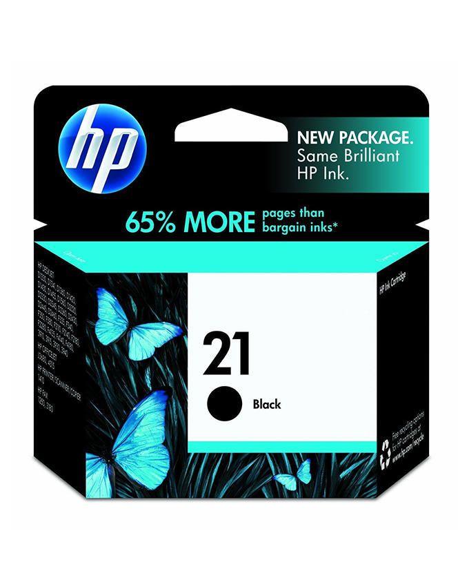 21 Ink Cartridge - Black