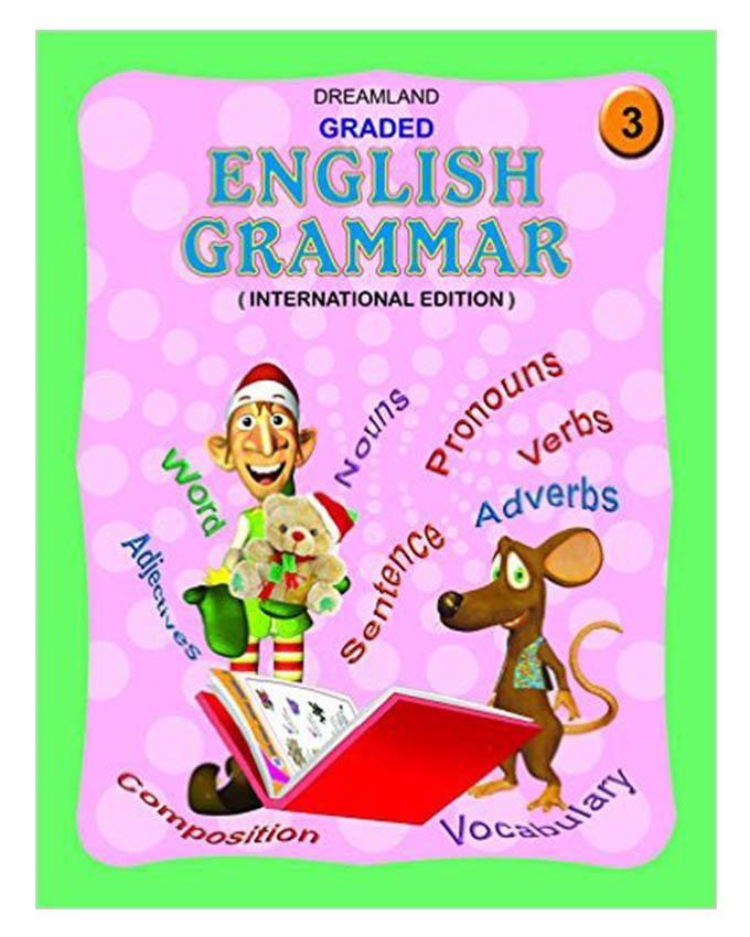 GRADED ENGLISH GRAMMER (BOOK-3)