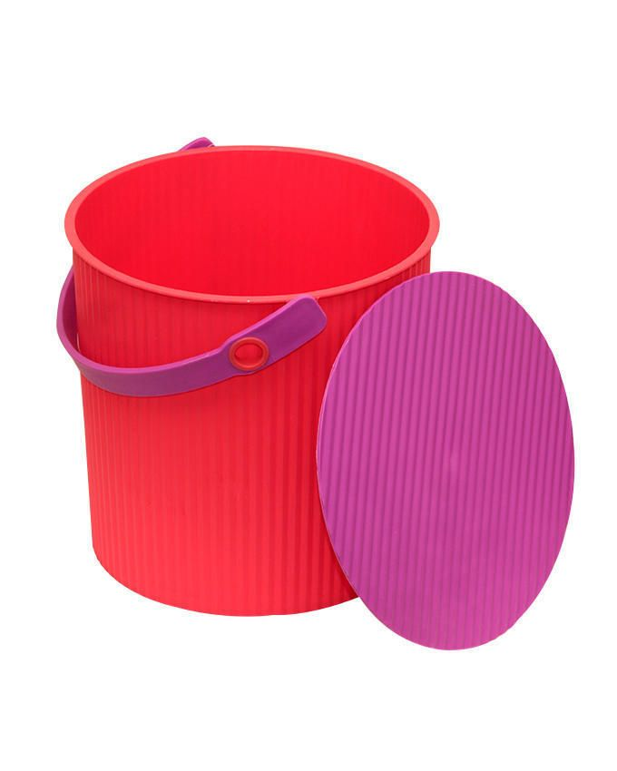 Colorful Storage Bucket