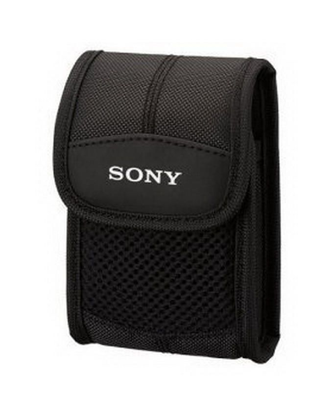 LCS-BDE Small Soft Camera Case for Sony Cyborshot Cameras