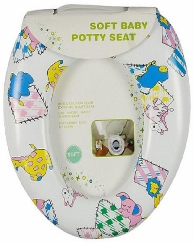 Kiddies Soft Baby Potty Seat