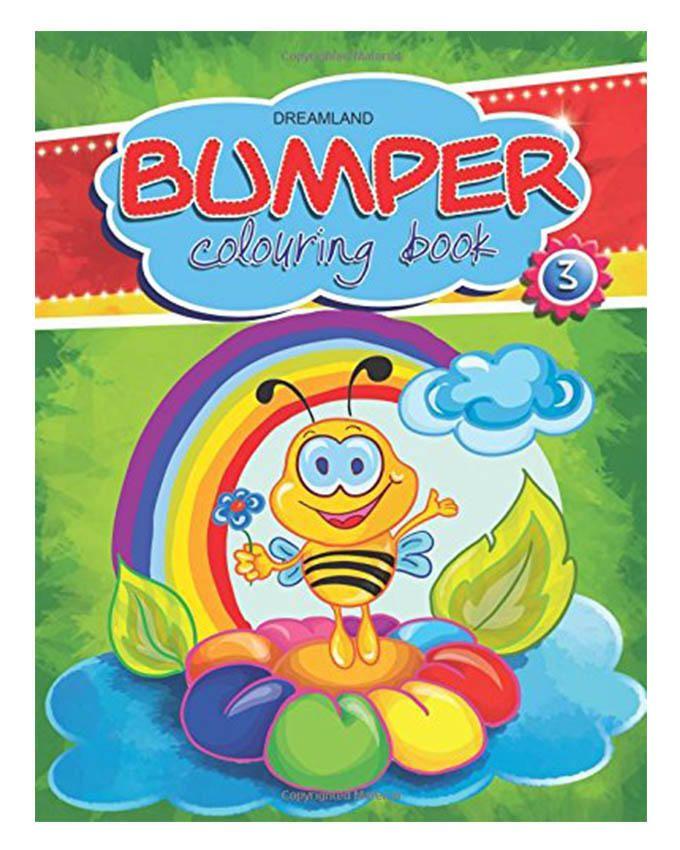 BUMPER COLOURING BOOK-3