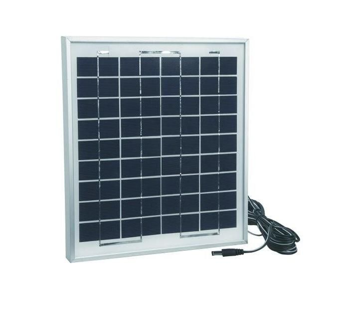 Mini Solar Panel for Rechargeable Fans & Lamps ADK18V5W