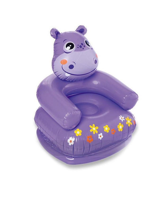 Inflatable Kiddies Chair- Purple