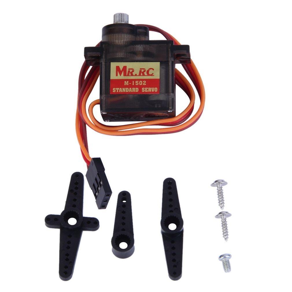 Allwin 9g digital micro servo motor metal gear for rc for Rc car servo motor