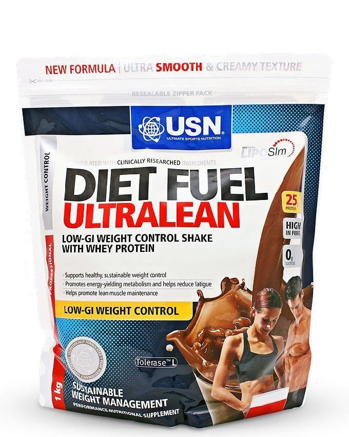 Diet Fuel Ultralean - Strawberry