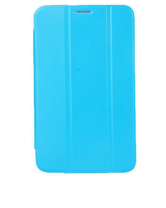 7-Inch Flip Case for Samsung Galaxy Tab3 Lite- Blue
