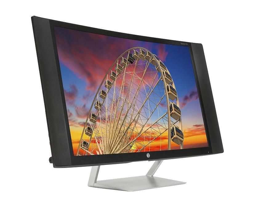 Pavilion 27c 27-inch Curved Display Monitor
