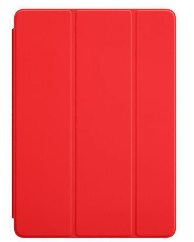 iPad Air 2 Leather Case - Bright Red