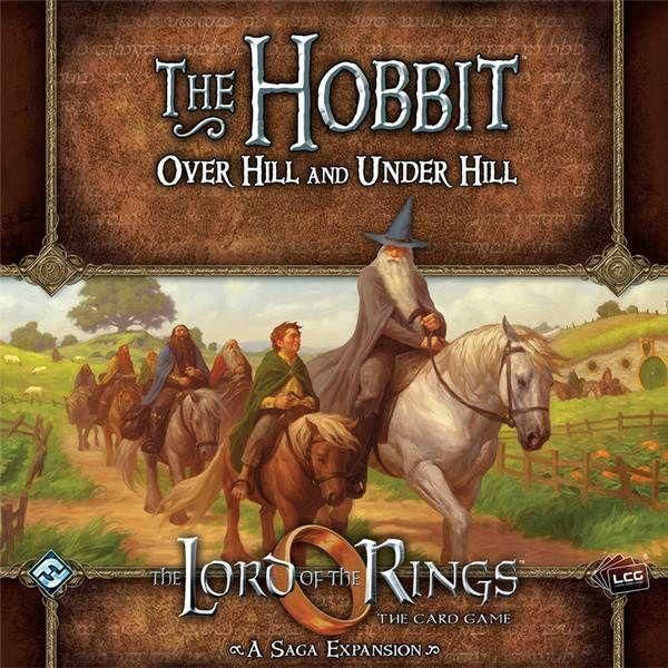 The Hobbit: Over Hill & Under Hill (Expansion)