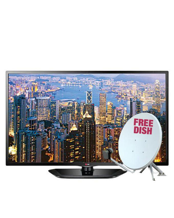 32 Inch 32LF631V Full HD LED Smart TV With WEBOS + Free Dish
