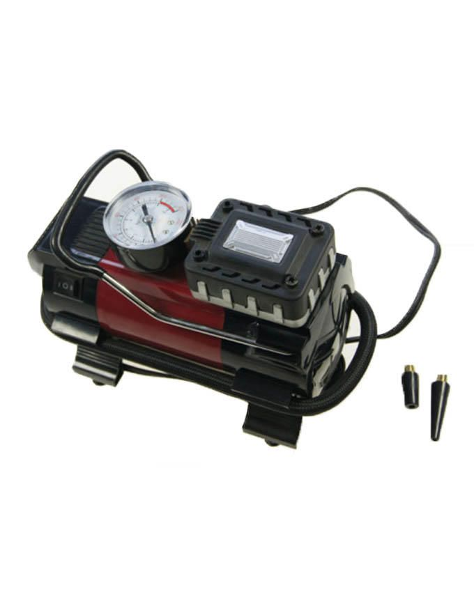 Automatic Car tyre gauge and pump