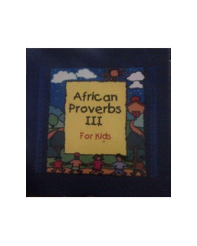 African Proverbs 3 for Kids