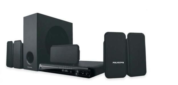PV-310HT DVD Home Theatre System