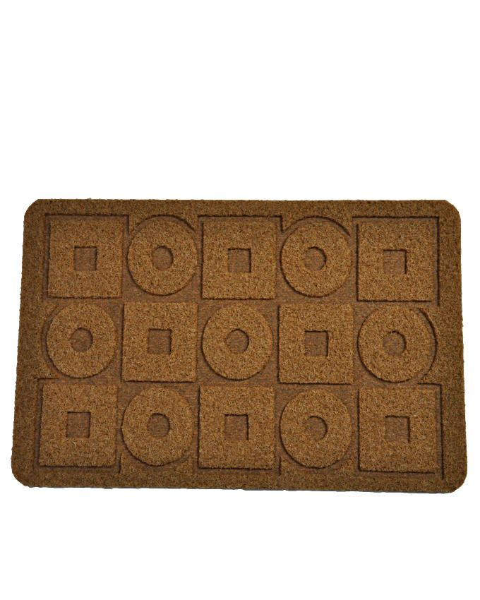 Door Foot Mat - Designed Coco Coir