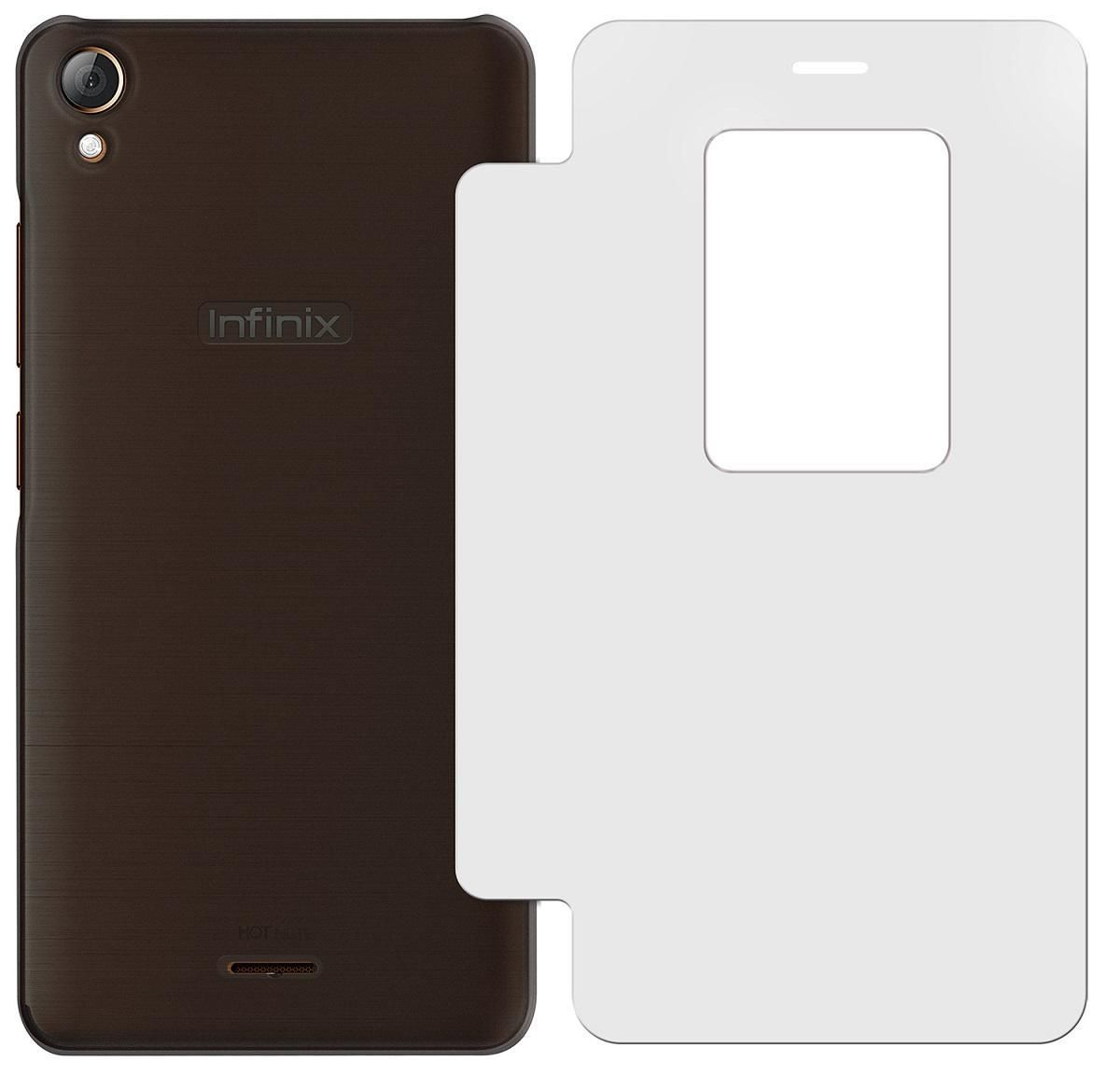 Hot Note Smart Cover - White