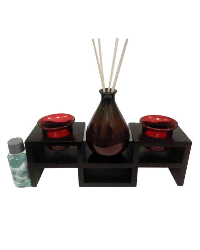 Universal ornamental home decor set with diffuser buy for Home decorations on jumia