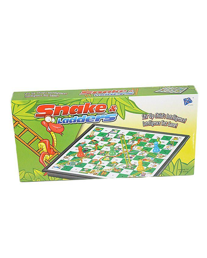 Snake & Ladder Chess Set - Muti