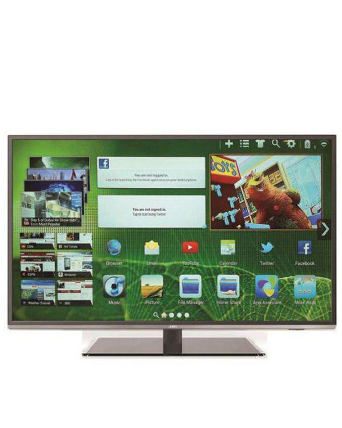 JVC 47-Inch LT-47N935 LED 3D Smart Android TV