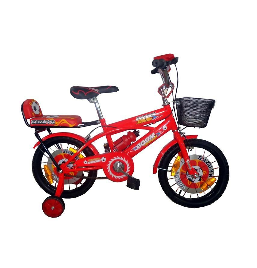 Kids 16'' BMX Bicycle - Red