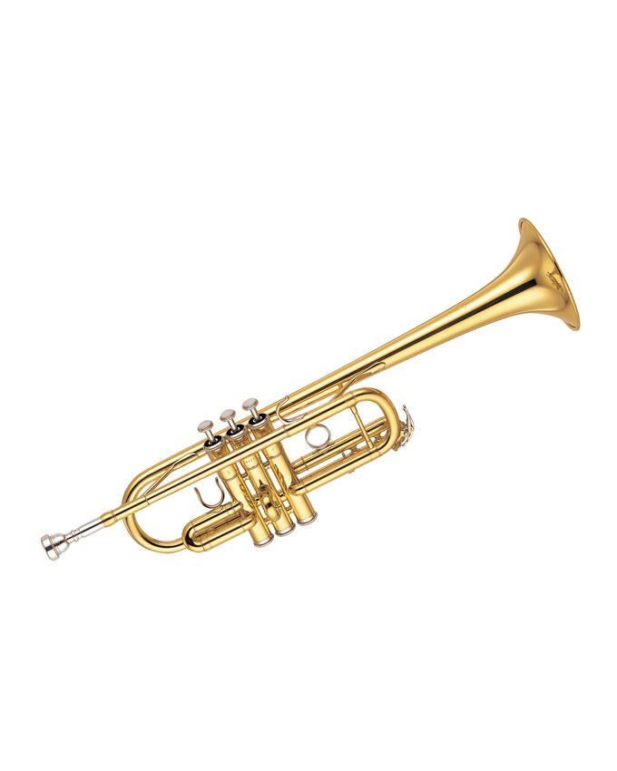 Brass Trumpet - Gold