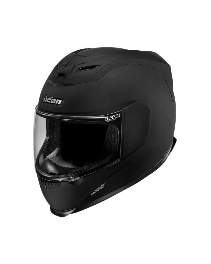 Airmada Helmet - Matte Black