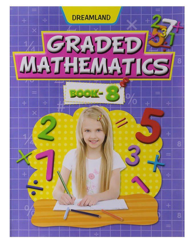 Graded Mathematics Book - 8