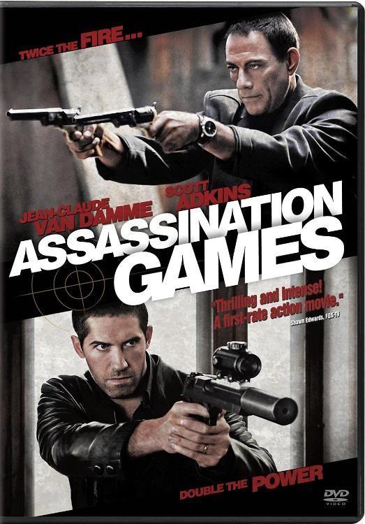 Assasssination Games (DVD)