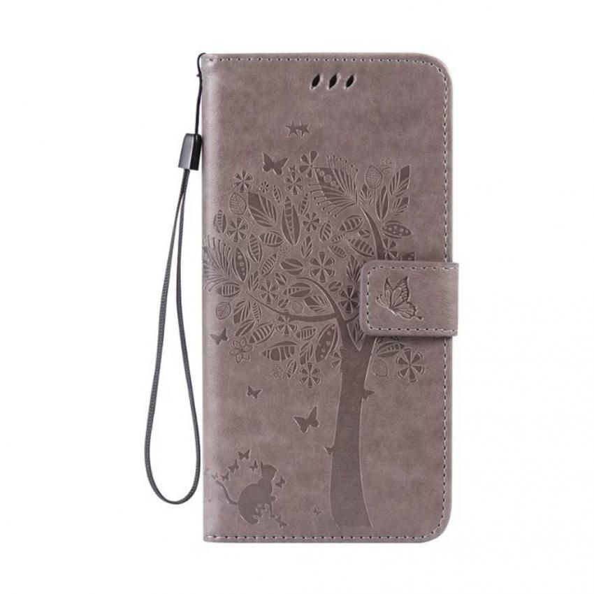 Magideal Pu Leather Wallet Cards Holder Stand Case Cover