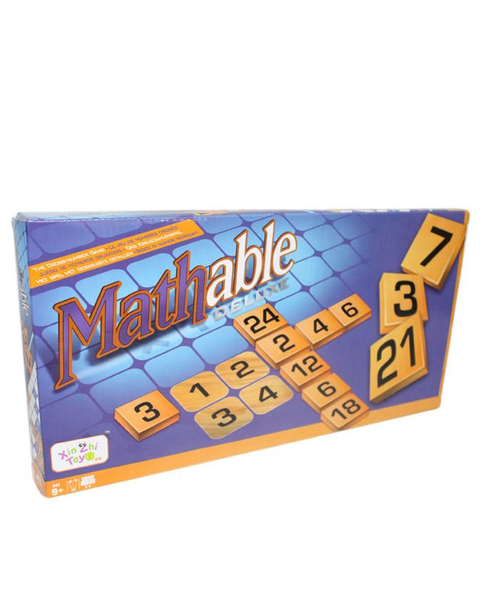 Mathable Toy Game - Multi