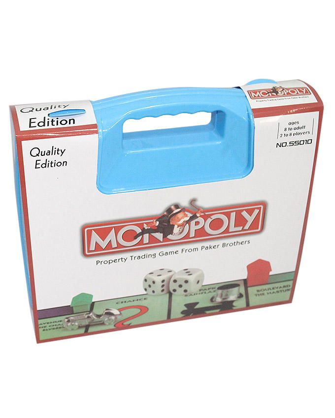 Monopoly Toy Game - Multi