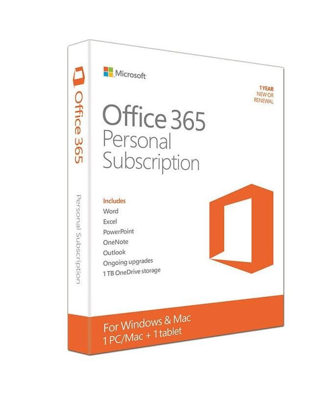 Office 365 Personal 1Year