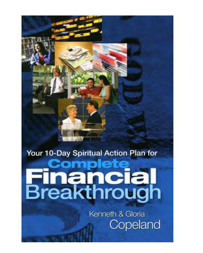 Complete Financial Breakthrough: Your 10-Day Spiritual Action Plan (Lifeline)