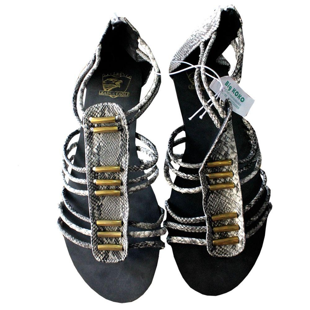Aliexpress.com : Buy CDPUNDARI Ladies Denim Flat sandals for women Platform Sandals summer shoes