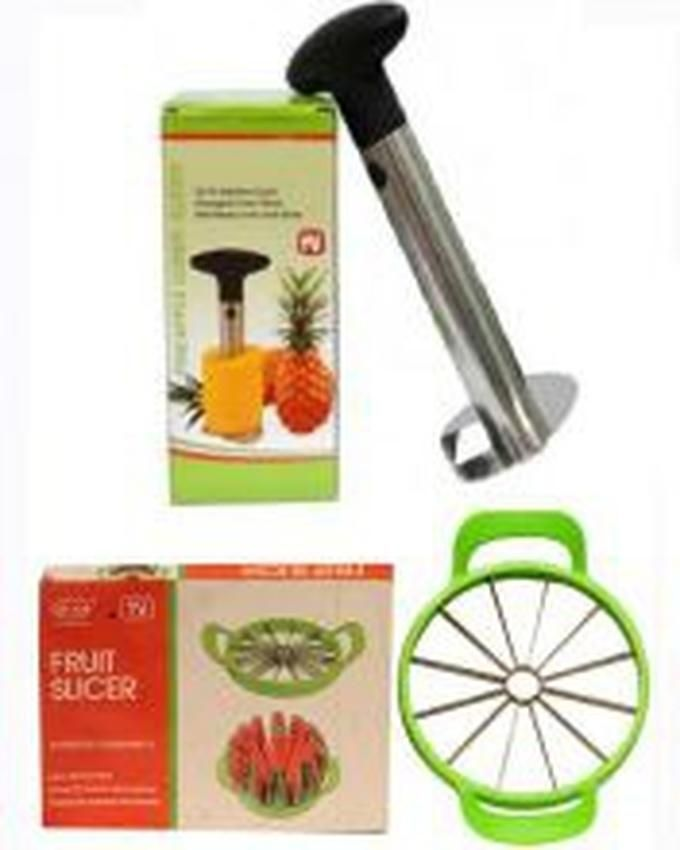 Pineapple Peeler And Water Melon Slicer