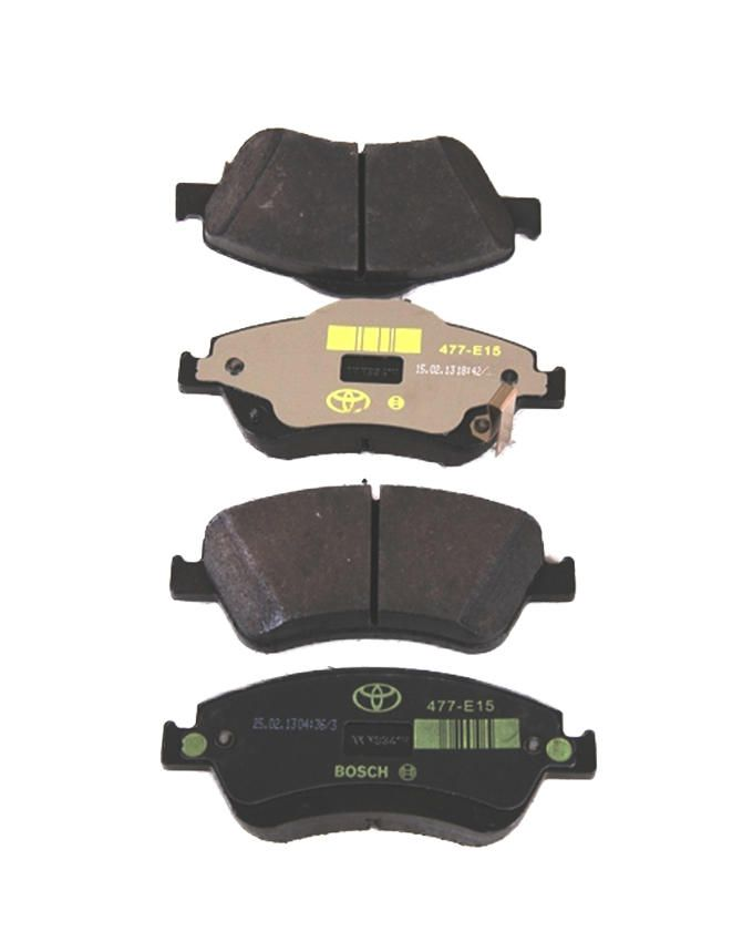 Camry 2004 Front Brake Pads