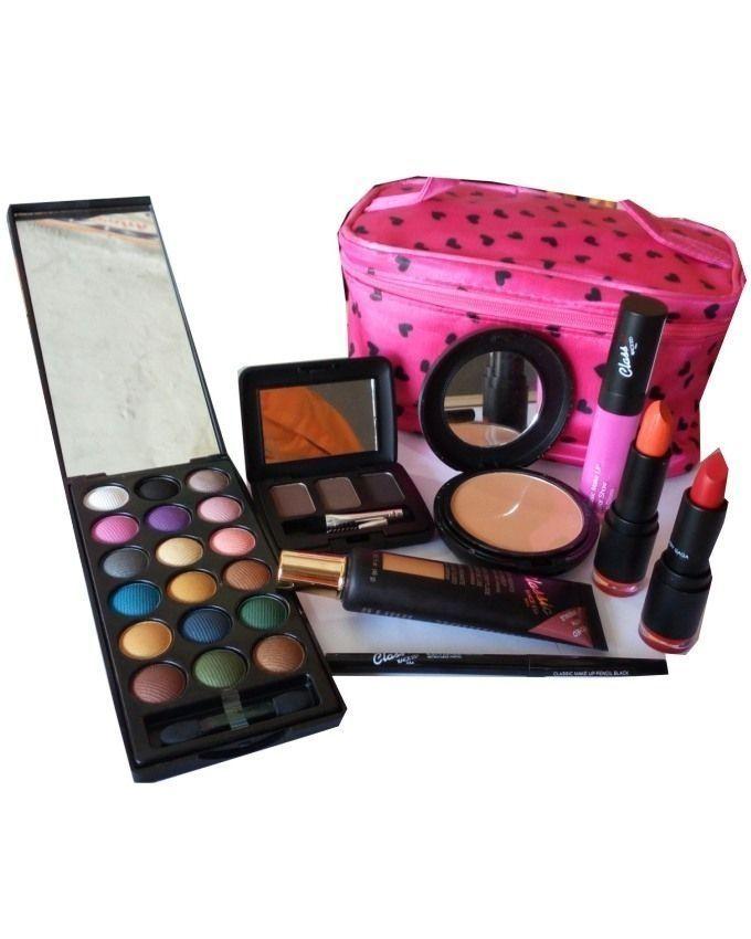 Classic Makeup Complete Makup Kit With Free Makeup Bag