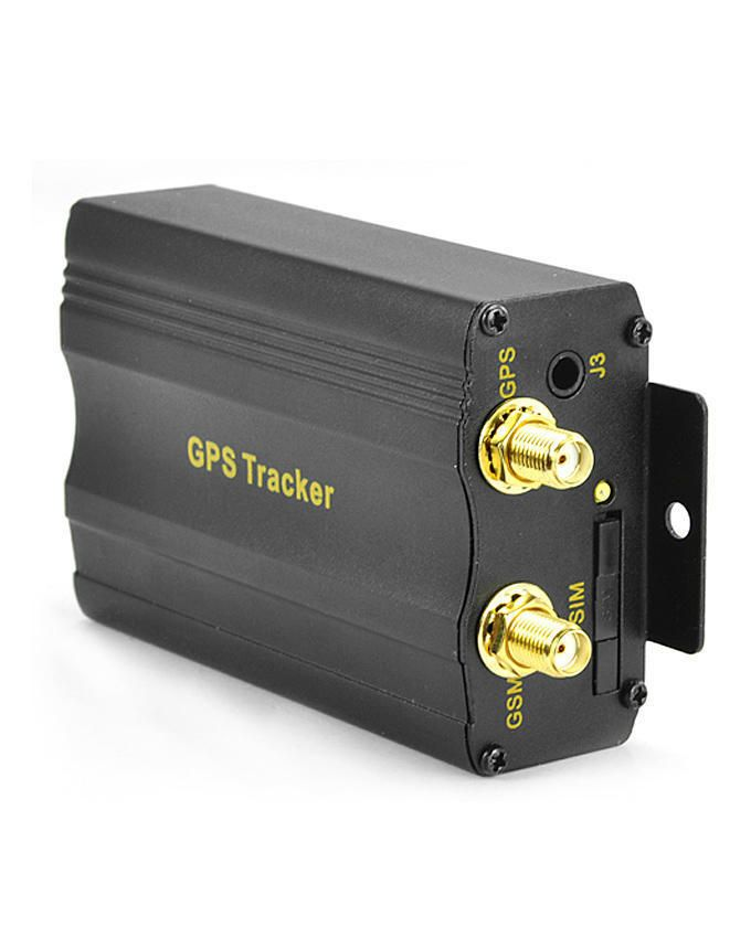 GPS Tracker Vehicle Anti-theft System