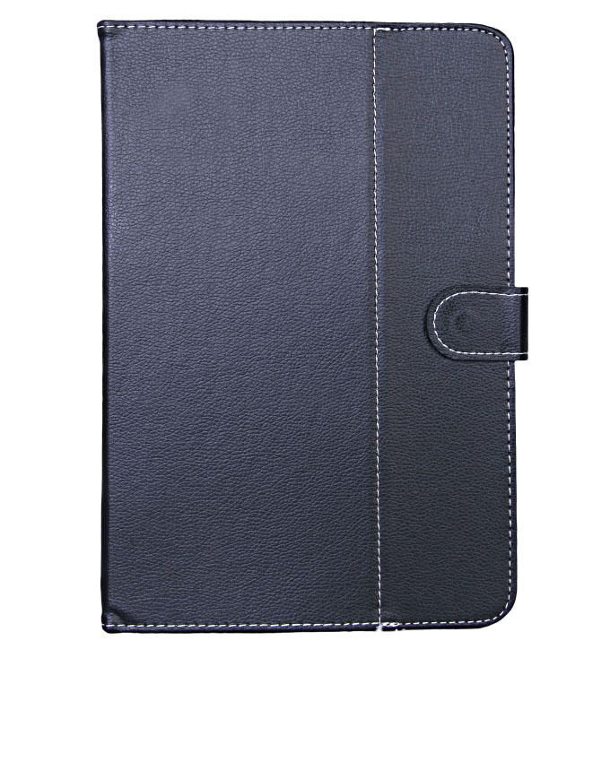 10-Inch Leather Case - Black