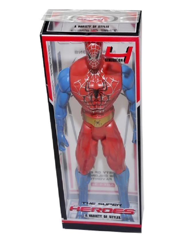 Spiderman Super Hero Figure