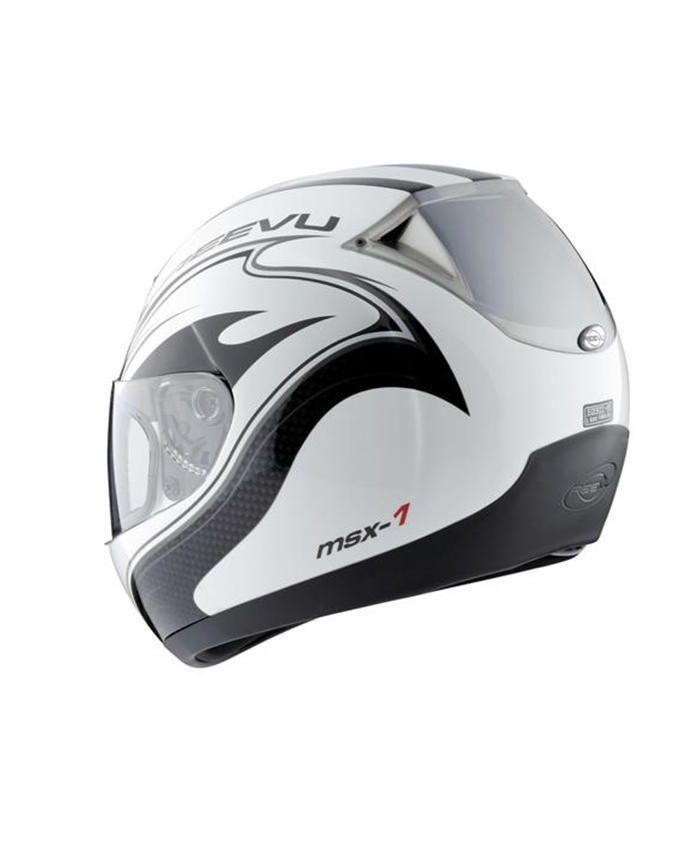Rvmsx1 Fullface Vision Helmet - Silver