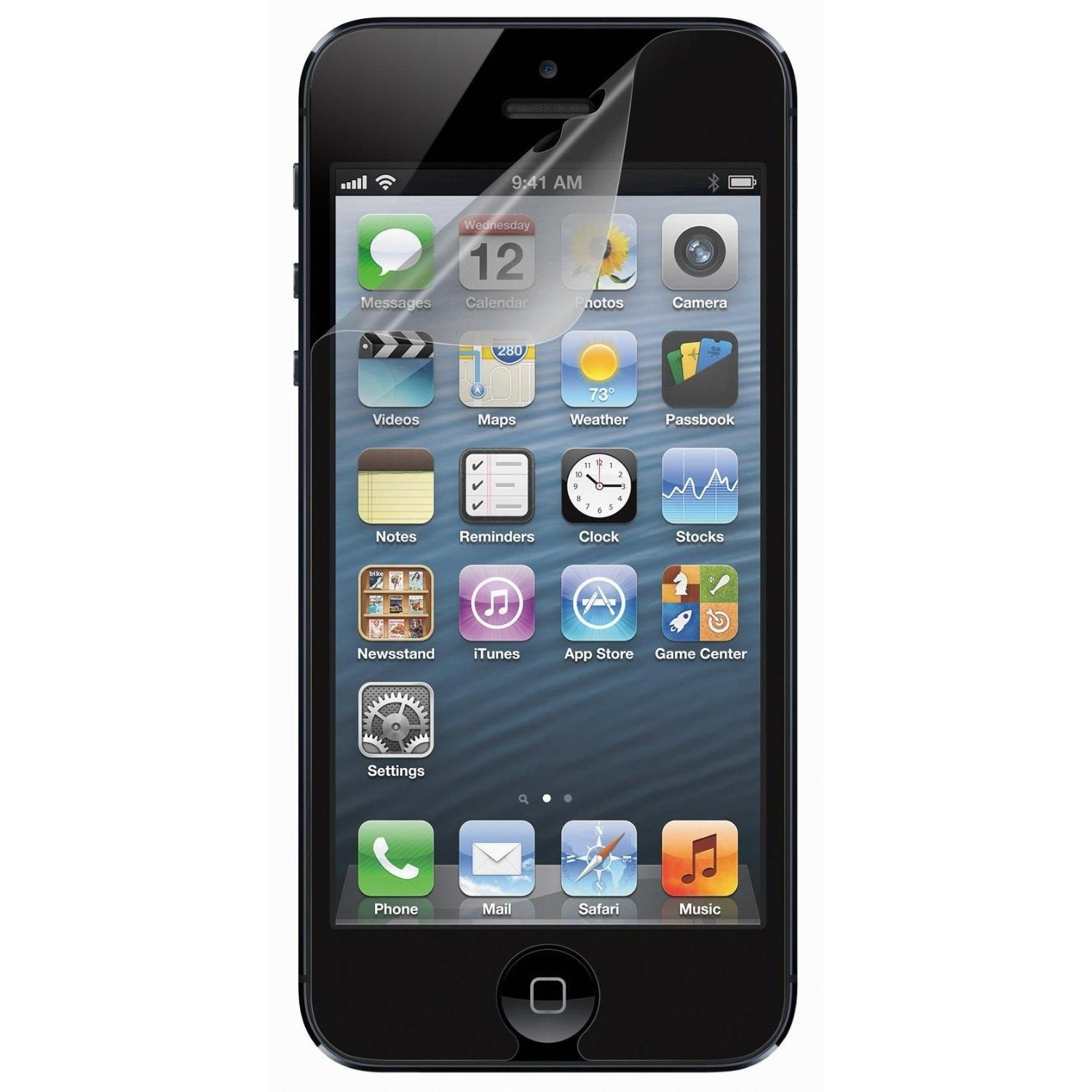 iPhone 5 Screen Overlay Retina HD - Clear