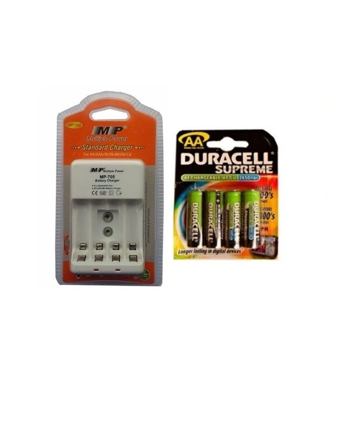Universal Rechargeable Battery Amp Charger Buy Online