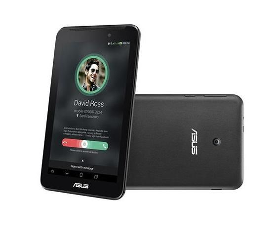 """Fonepad 7 Intel Atom -1.2GHz 7"""" (3G,WiFi,1GB,8GB HDD) Android Tablet - Black And Sleeve"""