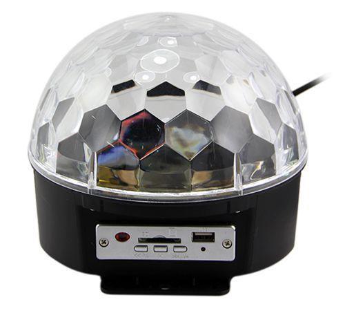 LED Crystal Magic Ball PZ-3027C