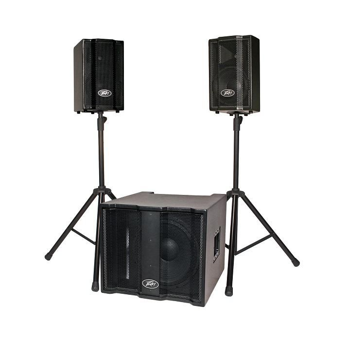 TRIFLEX II Powered Sound Reinforcement System