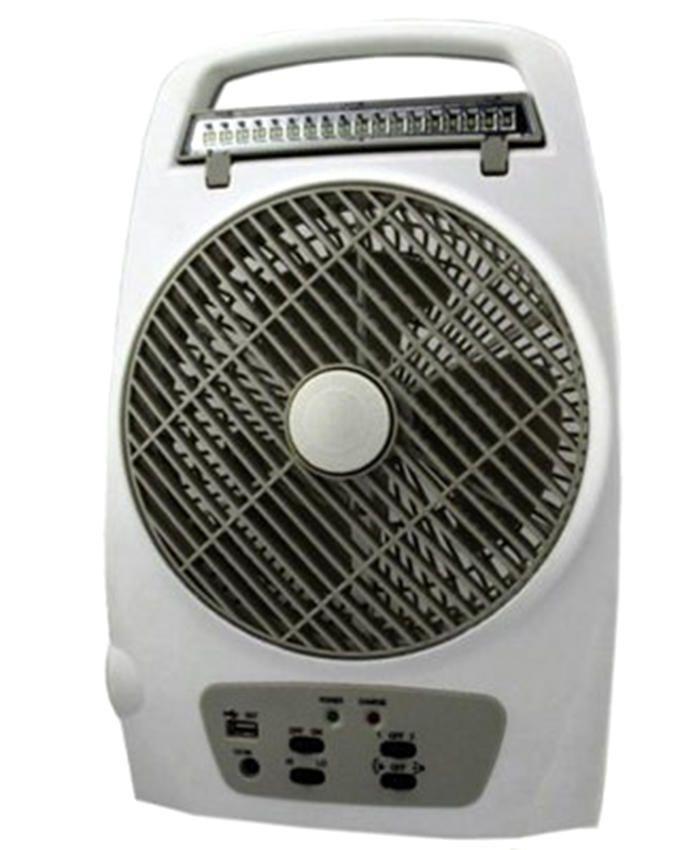 Rechargeable Multifunctional Box Fan