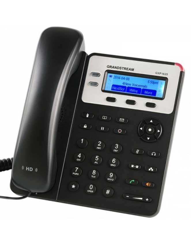Corded Phone GXP1625 - Black