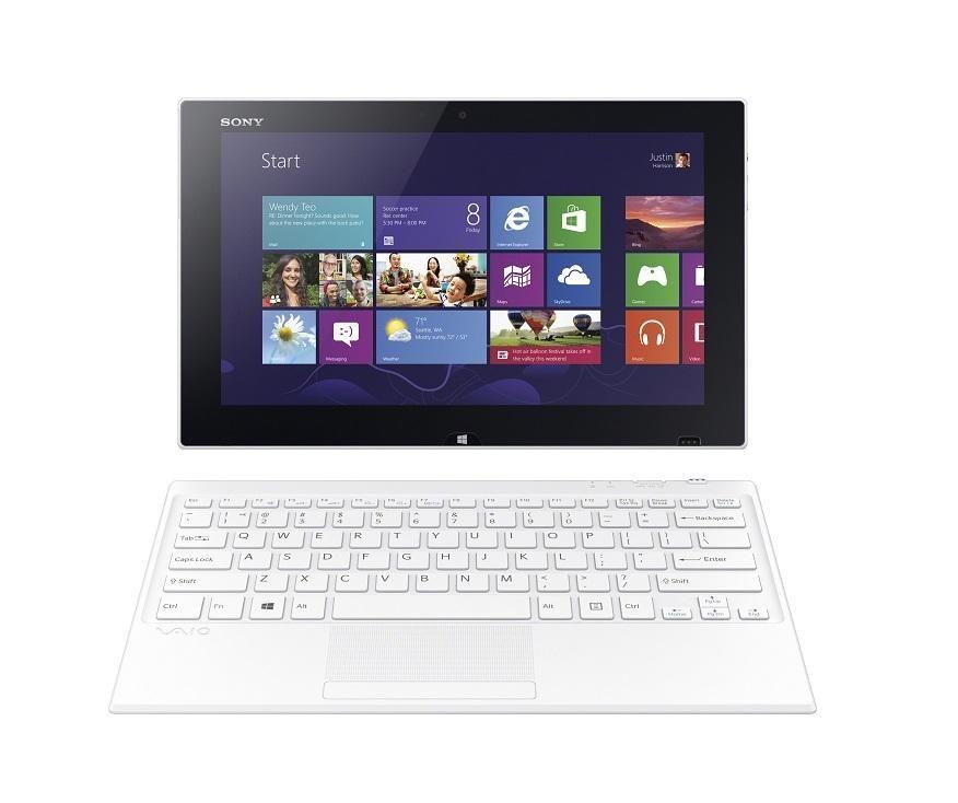 VAIO Tap 11 Intel Core i5-1.5GHz (4GB,128GB SSD) 11.6-Inch Windows 8 Laptop